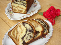 фунт мака торта nuts Стоковое Изображение RF