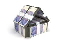Фунт принципиальной схемы недвижимости бесплатная иллюстрация