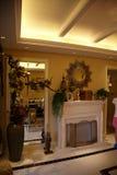 фура софы комнаты углового обеда нутряная живущая Стоковая Фотография