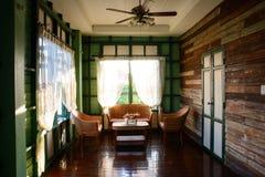 фура софы комнаты углового обеда нутряная живущая Стоковые Фото