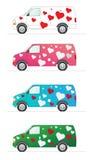 фургон влюбленности Стоковые Фотографии RF