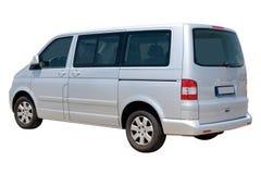 фургон пассажира Стоковое Изображение
