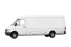 фургон стоковое изображение