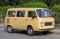 фургон Стоковое Фото