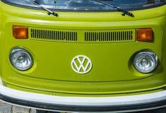Фургон kombi Volkswagon Стоковое Изображение RF