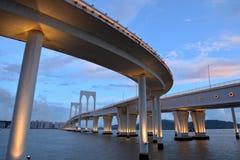 фургон sai моста стоковые изображения rf