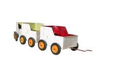 фуры поезда игрушки Стоковое фото RF