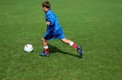 футболист стоковая фотография