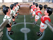 футбольный матч Стоковые Фото