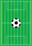 футбольный стадион иллюстрация штока