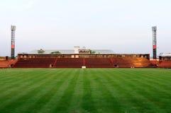 футбольный стадион стоковое изображение rf