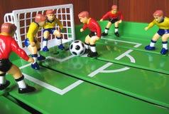 футбол игры Стоковая Фотография RF