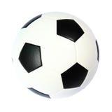 футбол качества шарика высокий изолированный Стоковое Фото