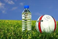 футбол оборудования Стоковая Фотография