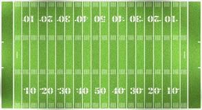 футбол поля Стоковое фото RF