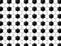 футбол предпосылки Стоковые Фотографии RF