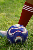 футбол супер Стоковые Фотографии RF
