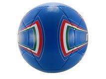 футбол футбола шарика Стоковые Фото