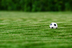 футбол футбола шарика Стоковые Изображения