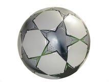 футбол футбола шарика Стоковая Фотография