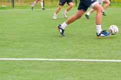 футбол футбола Стоковое Фото