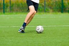 футбол футбола Стоковые Фото