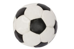 футбол шарика Стоковые Изображения RF