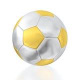 футбол шарика Стоковое Изображение RF