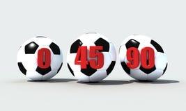футбол шарика Стоковое Фото