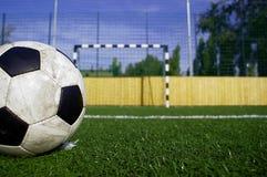 футбол 10 Стоковое фото RF