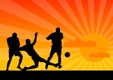 футбол Стоковые Фотографии RF