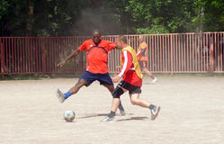 футбол Стоковая Фотография RF