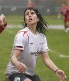 футбол 2-ого разделения чемпионата женский итальянский стоковое фото rf