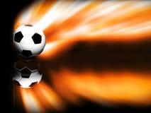 футбол Стоковая Фотография