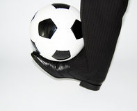 футбол freestlye Стоковые Фото