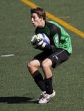 футбол ontario хранителя Канады шарика стоковая фотография rf