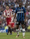 Футбол: Выпускные экзамены 2010 лиги чемпионов стоковые фотографии rf
