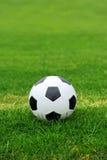 футбол горящего стекла шарика aqua Стоковые Изображения