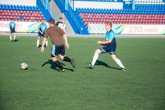 футбол игры стоковое фото rf
