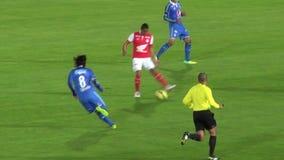 Футболисты, команды, спорт акции видеоматериалы