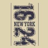 Футболка Нью-Йорка бесплатная иллюстрация