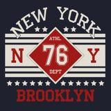 Футболка спорта Нью-Йорка бесплатная иллюстрация