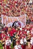 Футбол положения Флориды Стоковая Фотография