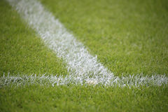футбол поля конструкции вы Стоковые Изображения