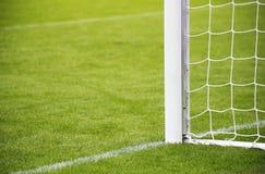 футбол поля конструкции вы Стоковые Фотографии RF