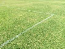 футбол поля конструкции вы Стоковое Изображение RF