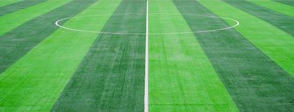 футбол поля конструкции вы Стоковое фото RF