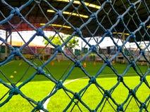 футбол поля конструкции вы Стоковые Изображения RF