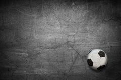 Футбол против Стоковые Фотографии RF