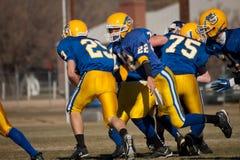 Футбол средней школы Стоковое фото RF